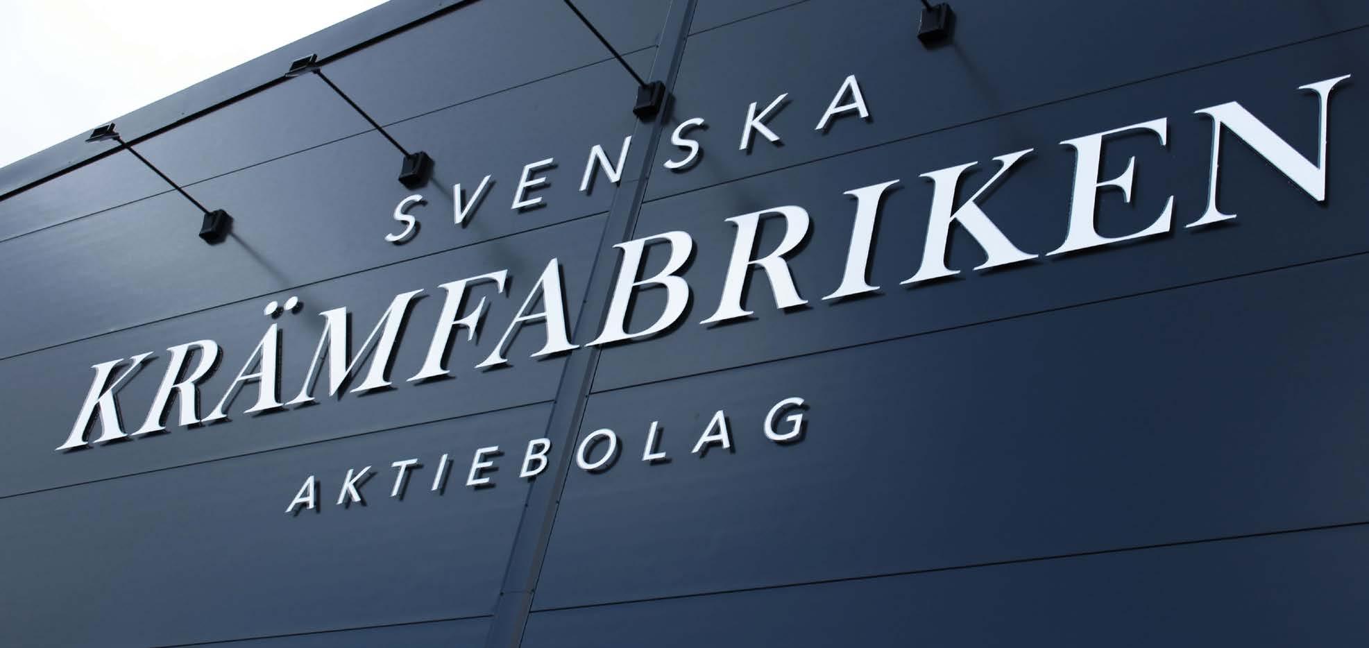 Svenska krämfabriken